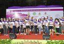 ศาลเยาวชนและครอบครัวจังหวัดภูเก็ตจัดวิ่งหยุดความรุนแรงในครอบครัว Phuket Family Run