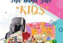 """ได้เวลาโละของเด็ก! ศูนย์การค้าไลม์ไลท์อเวนิวภูเก็ต จัดงาน """"Second Hand Sale-Kids"""""""