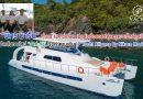 """""""นิกร มารีน"""" ทุ่มงบ 40 กว่าล้าน เปิดตัวเรือยอชท์สุดหรูแบบเอ็กซ์คูลซีฟ เปิดเส้นทางใหม่ """"ปาปะกัง"""" เรือคาตามารัน """"P Yacht Alliance By Nikorn Marine"""""""