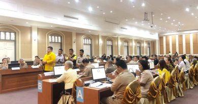 ทภก.เข้าร่วมประชุมเตรียมการต้อนรับ ประธานศาลสูงสุดของประเทศสมาชิกอาเซียน