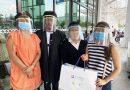 โรงพยาบาลกรุงเทพภูเก็ต มอบอุปกรณ์ป้องกันใบหน้าและดวงตา (Face Shield) ให้แก่คณะสื่อมวลชน