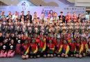 """ผลการประกวด  """"TO BE NUMBER ONE TEEN DANCERCISE THAILAND CHAMPIONSHIP 2021""""  (รอบชิงชนะเลิศระดับภาคใต้)ณ ศูนย์การค้าจังซีลอน ป่าตอง ภูเก็ต"""