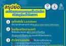สรุปย่อ การประชุมคณะกรรมการโรคติดต่อฯ จังหวัดภูเก็ต ครั้งที่ 1/2564