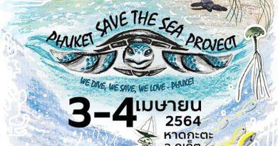 Phuket – Save the Sea Project 🐢 โปรเจคดีๆสำหรับคนรักทะเลภูเก็ต